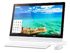 Acer Chromebase AIO PC With 21.5-Inch Touchscreen, Tegra K1 SoC Launched