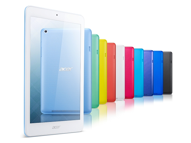 Acer Launches New Iconia Tablets and Chromebox at Computex 2015