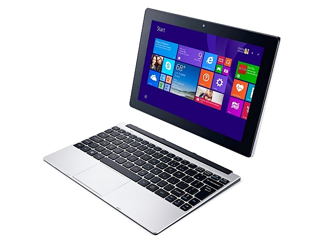 Acer One Laptop Tablet Hybrid With Windows 81 Launched At