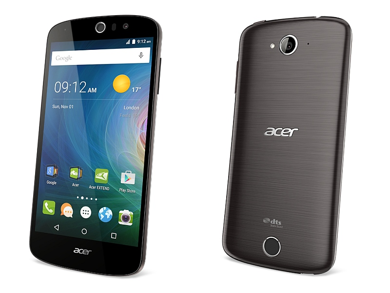 Acer Liquid Z530, Liquid Z630s Selfie-Focused Smartphones Launched In India