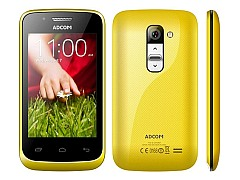 Adcom KitKat A35 With 3G Android 4.4.2 KitKat Launched at Rs. 2,799