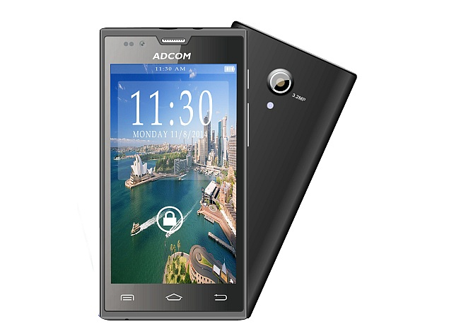 Adcom Thunder A440+ With Android 4.4 KitKat Launched at Rs. 3,499