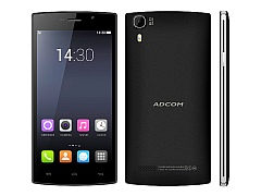 Adcom KitKat A54 With 3G Support, 5-inch IPS Display Launched at Rs. 5,599