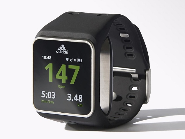 c1d36b9f66e Adidas miCoach Smart Run Smartwatch Launched at Rs. 24