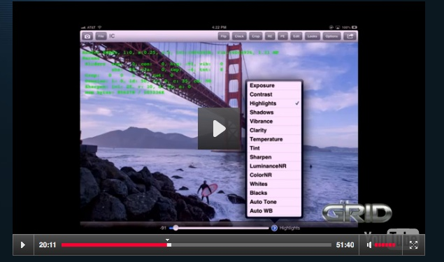 Adobe working on tablet version of Lightroom with RAW support