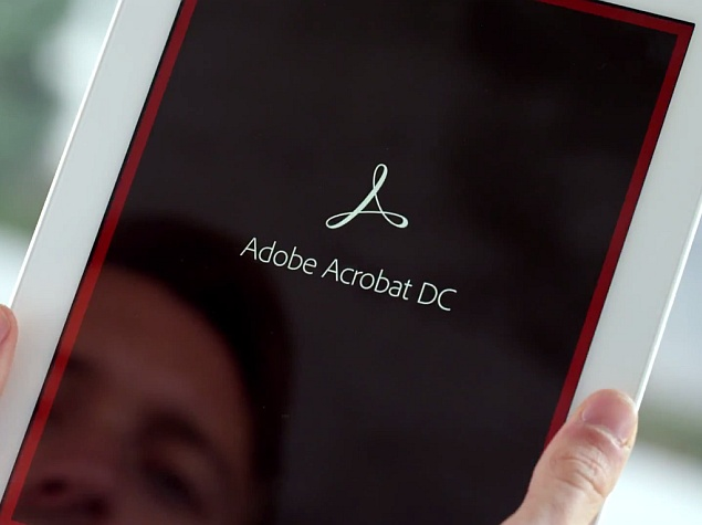 Adobe Launches Document Cloud, Acrobat DC, and New Mobile Apps