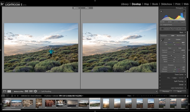 Adobe Lightroom 5 beta now available as a free download