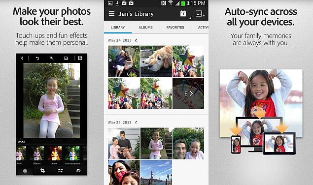 Adobe Revel photo-editing and sharing app finally arrives for
