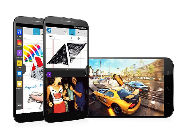 Alcatel Launches One Touch Hero 2 With 6-Inch Full-HD Display