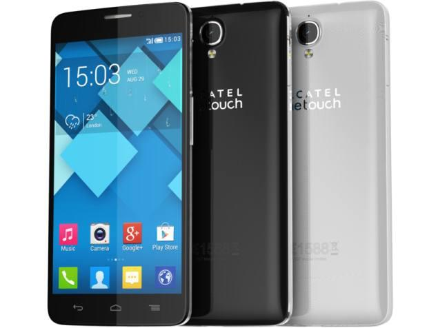 Alcatel One Touch Idol X+ With 2GHz Octa-Core SoC Launched
