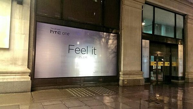 All New HTC One's dual-camera setup and March 25 launch teased