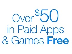 Amazon Appstore Offers Paid Android Apps Worth Over $50 for Free