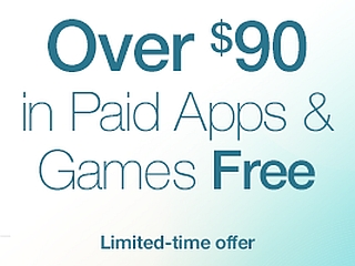 Amazon Appstore Offers Paid Android Apps Worth Over $90 for Free