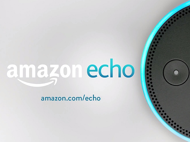 Amazon Launches 'Echo', a Speaker You Can Talk To Like Apple's Siri