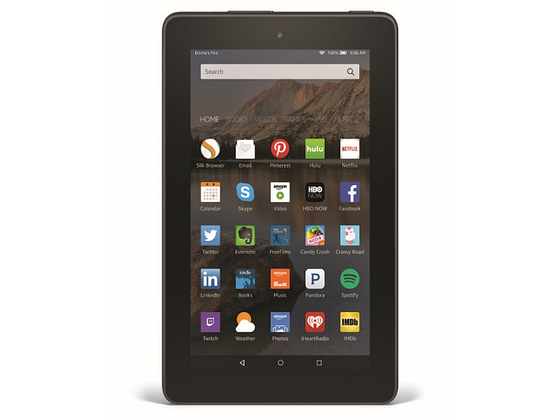 Amazon Launches $50 Fire Tablet to Hook More Consumers