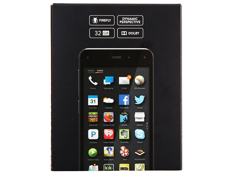 Amazon Fire Phone Discontinued