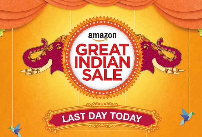 Amazon Great Indian Sale Last Day: What to Expect