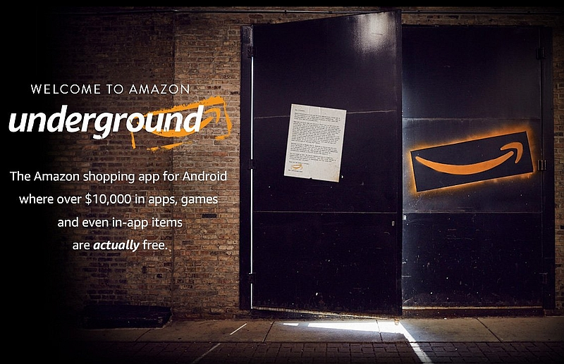 Amazon Underground Free Android App Programme to Be Discontinued in 2019