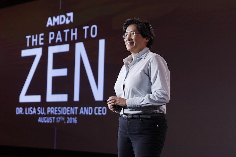 AMD Promises to Return to High-Performance CPU Market With New 'Zen' Architecture