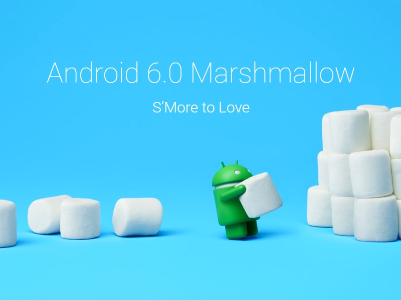 Android 6.0 Marshmallow Rollout Begins Next Week for Nexus, Android One Devices