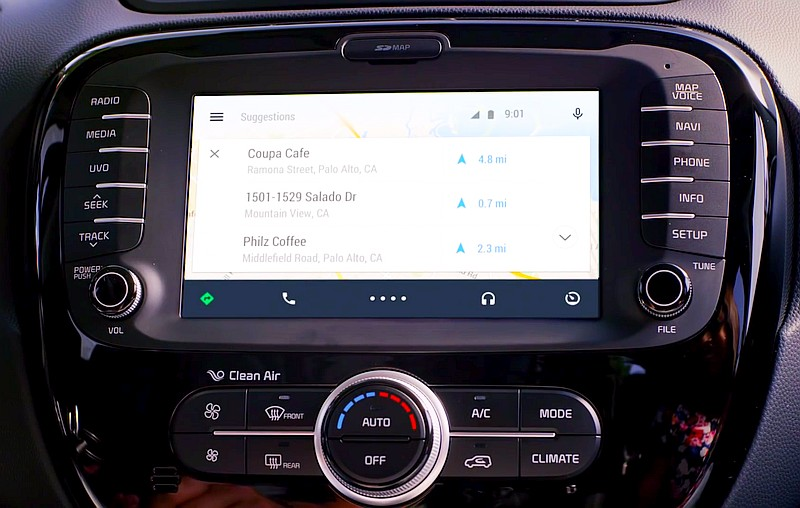 Android Auto Enters India and 17 More Countries | Technology