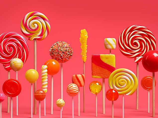 Android 5.0 Lollipop Now Powering 1.6 Percent of Active Devices: Google