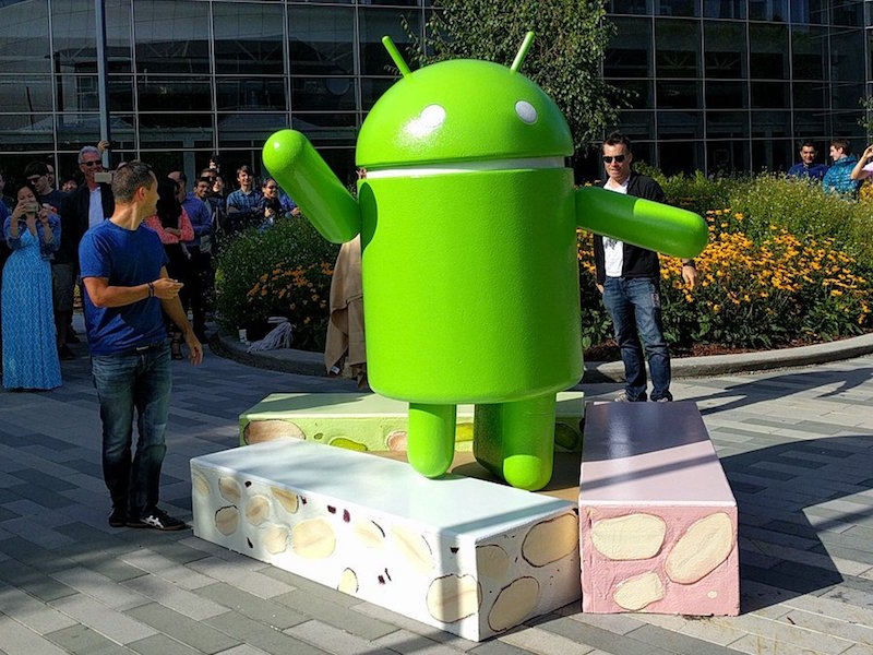 Android N Name Is Android Nougat