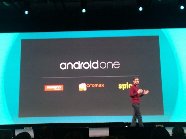 Micromax, Karbonn, Spice Tease Android One Phones Ahead of Monday Launch