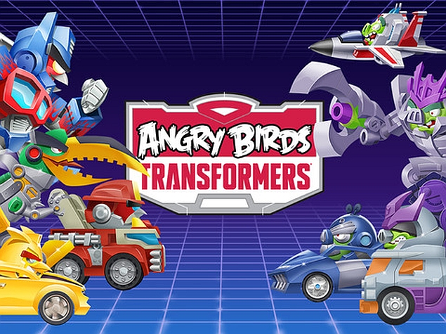 Angry Birds Transformers Now Available for Download on App Store