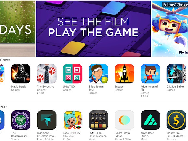 Developers Can Now Price Their Paid iOS Apps as Low as Rs. 10