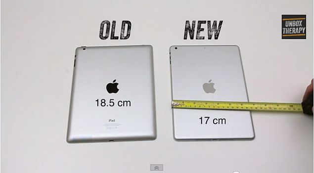 Next-generation iPad makes another video appearance, 'confirms' iPad mini-like form factor