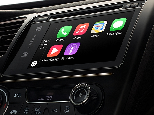 Apple CarPlay to Support Wireless Mode, Additional Display Sizes, and More