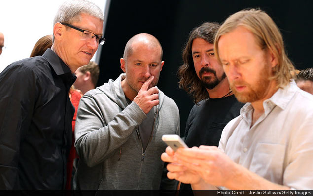 Apple executive shake-up could lead to new design approach