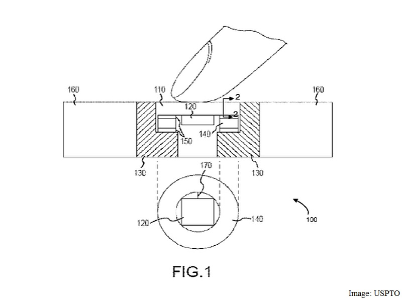 Apple Patent Tips iPhone Home Button With Trackpad Functionality