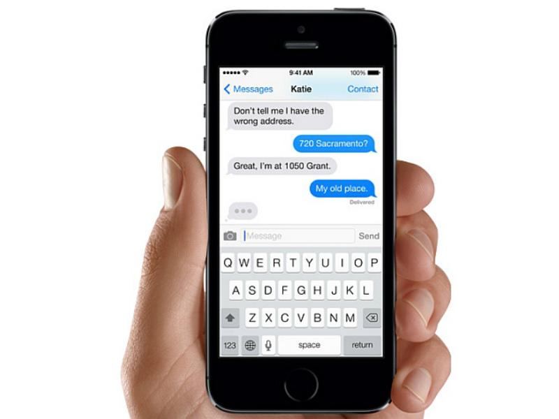 new iphone text messages iphone messages app reportedly permanently disabled by new 5094