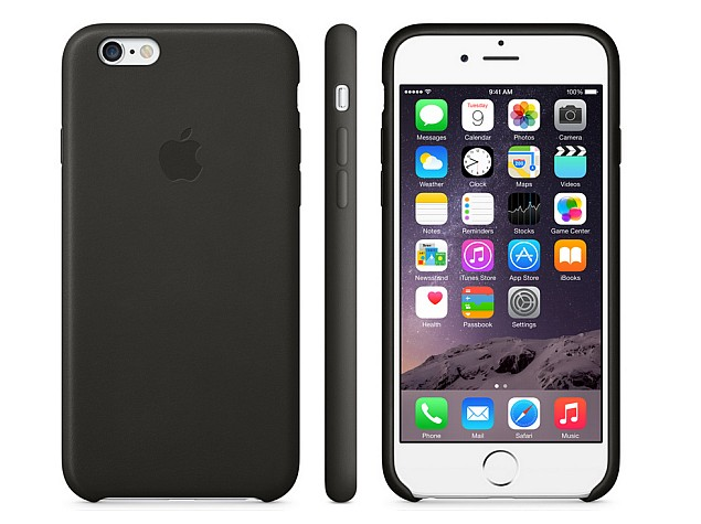 black silicon iphone 6 case