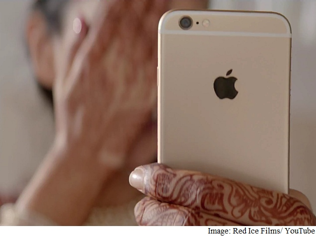 Apple's First TV Ad for India Celebrates Weddings and the iPhone 6
