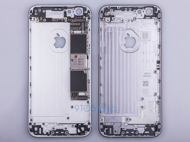 Leaked iPhone 6s Metal Casing Images Tip Minor Changes