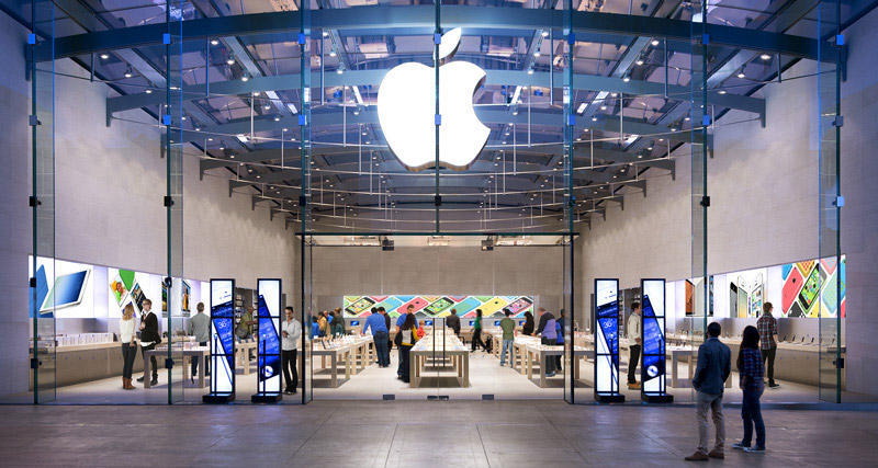 Apple Seeks Government Permission to Open First Stores in India