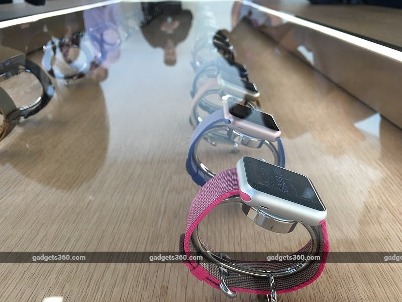 Apple Watch Price Slashed, New Bands Unveiled