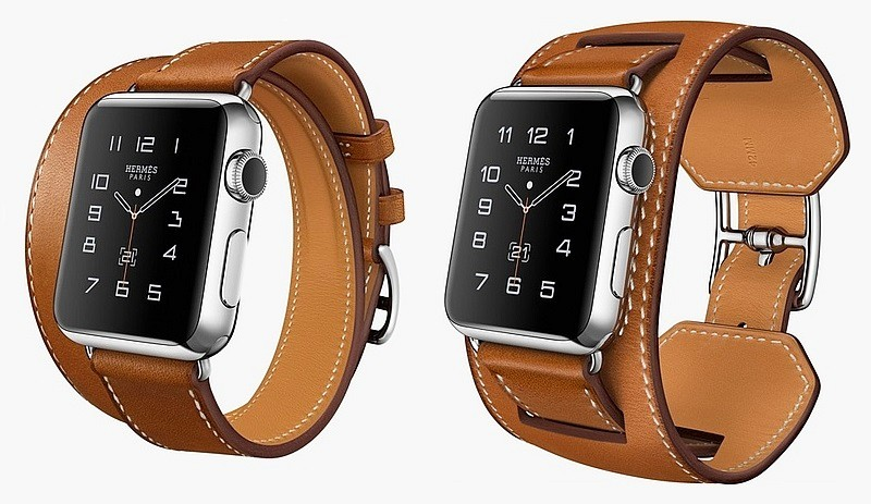 Apple Watch Gets Standalone Hermes Bands