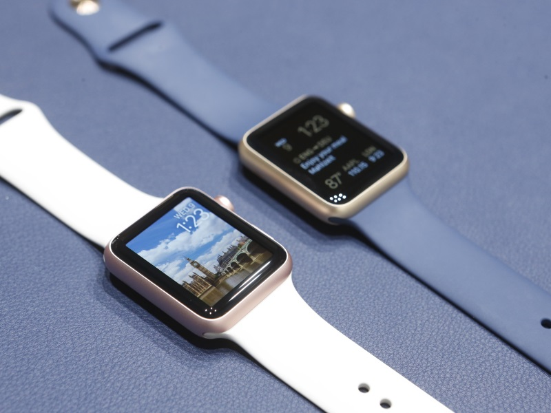 Apple Watch 2 to Launch Alongside iPhone 7 in September: Report