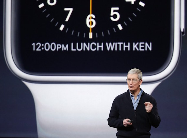 Apple Watch Available April 24; High-End Models Cost Up to $17,000