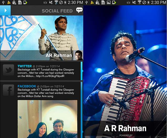 A R Rahman Official App for Android and iOS Now Available for Download