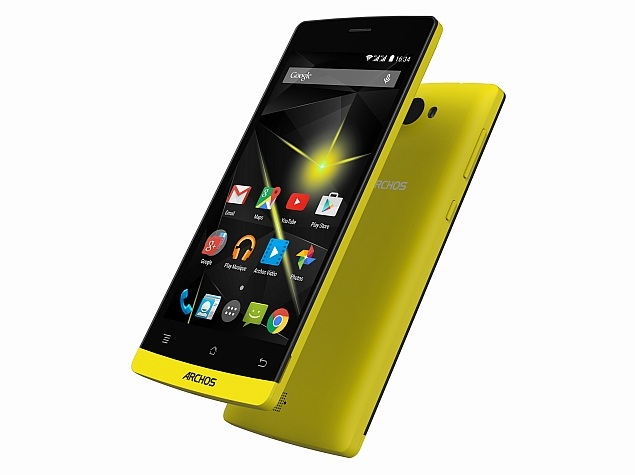 Archos Unveils 4G-Enabled Smartphones and Tablets Ahead of CES 2015