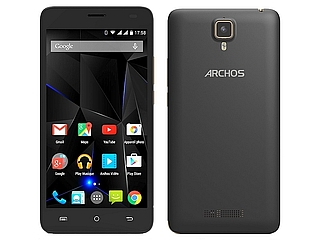 Archos 50d Oxygen With 5-Inch Display Launched Ahead of MWC 2016