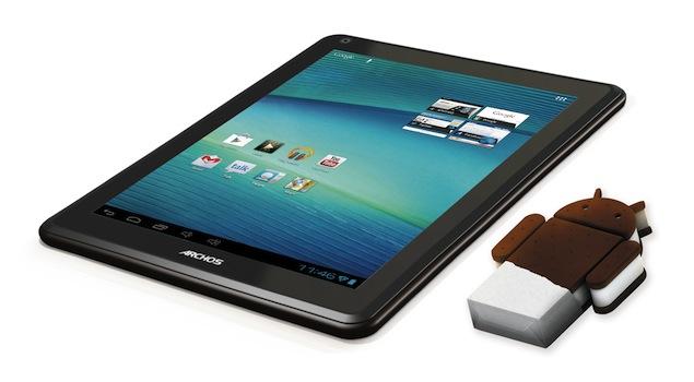 Archos announces 9.7-inch ICS tablet 97 Carbon for $249.99