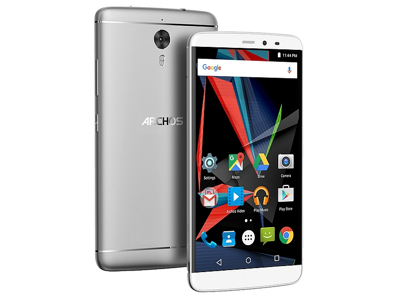 Archos Diamond 2 Note, Diamond 2 Plus Launched Ahead of MWC 2016