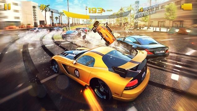 Realme, Gameloft Announce Asphalt 8: Airborne Championship