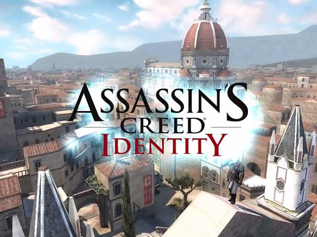 Ubisoft Unveils Assassin's Creed Identity for iPhone and iPad